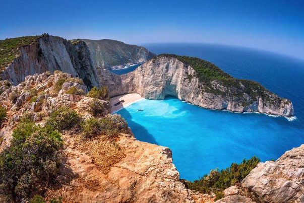 Exklusive properties in the Ionian Islands Greece