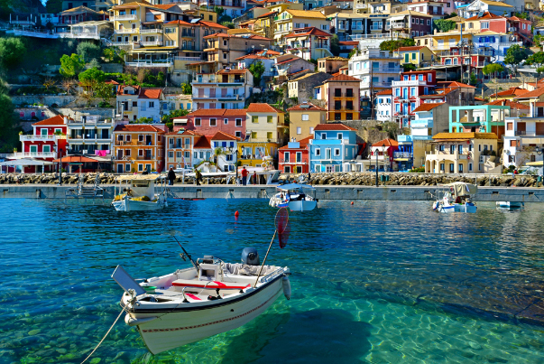 Exklusive properties in Ioanian Islands Greece