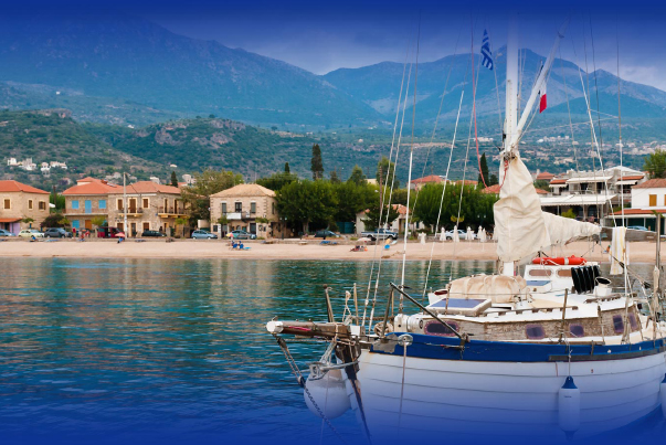Exklusive properties in Peloponnese Greece