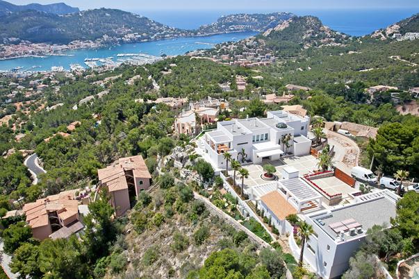 Wertstabile Immobilien in Puerto de Andratx auf Mallorca