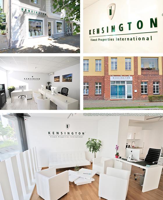 KENSINGTON Showrooms