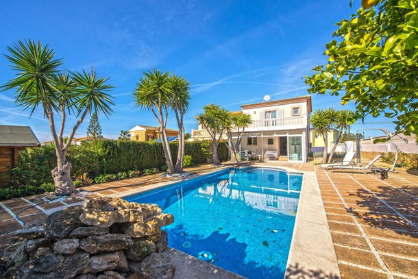 Haus mit Pool in Mallorca