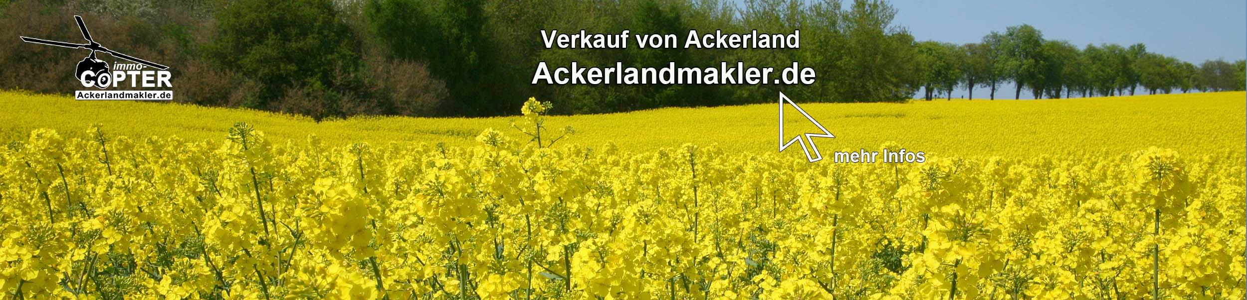 Ackerlandverkauf