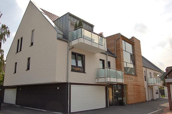 Kubitza Immobilien in Bottrop hat Bau Erfahrung und
