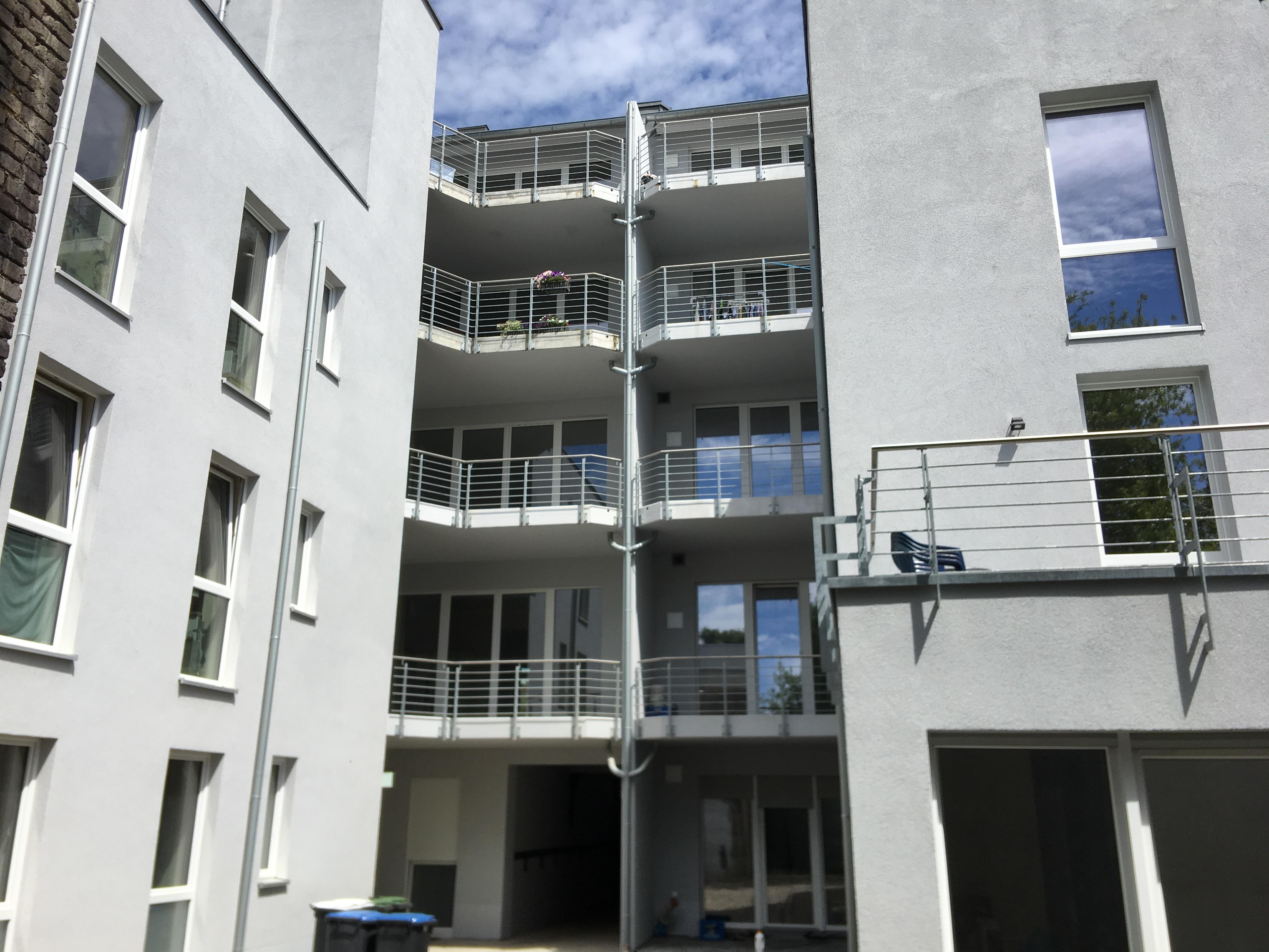 Mehrfamilienhaus modern