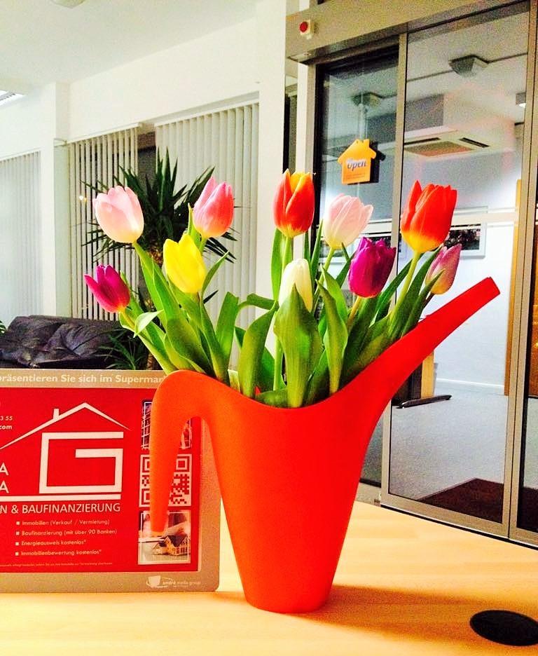 Büro von Laura Garcia Immobilien in Aachen