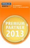 Premium Partner 2013 - Immobilienscout 24