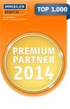 Premium Partner 2014 - Immobilienscout 24