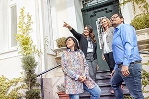 Immobilienbesichtigung Lindgren Immobilien