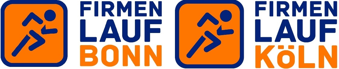 Logo Firmenlauf Bonn & Köln