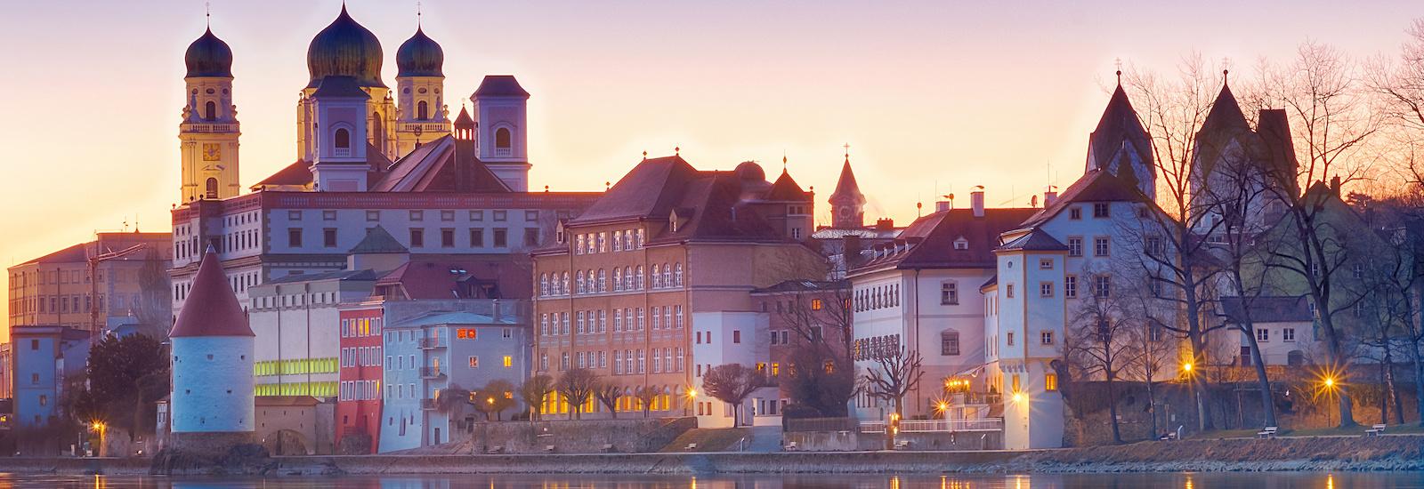 Die Stadt Passau