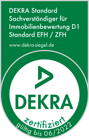 Logo DEKRA Zertifikat