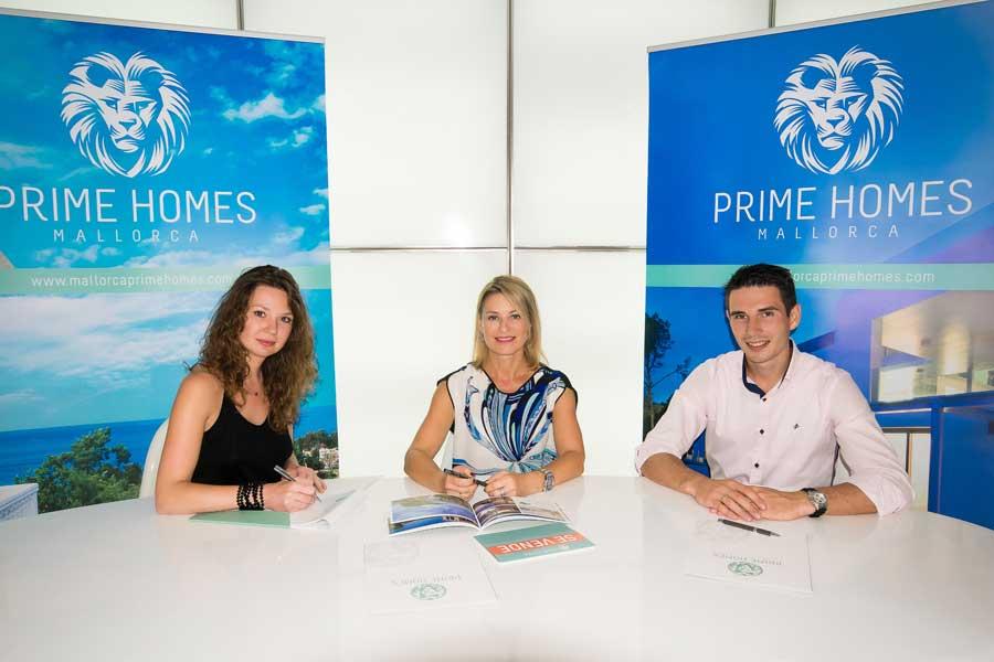 Mitarbeiter Mallorca Prime Homes