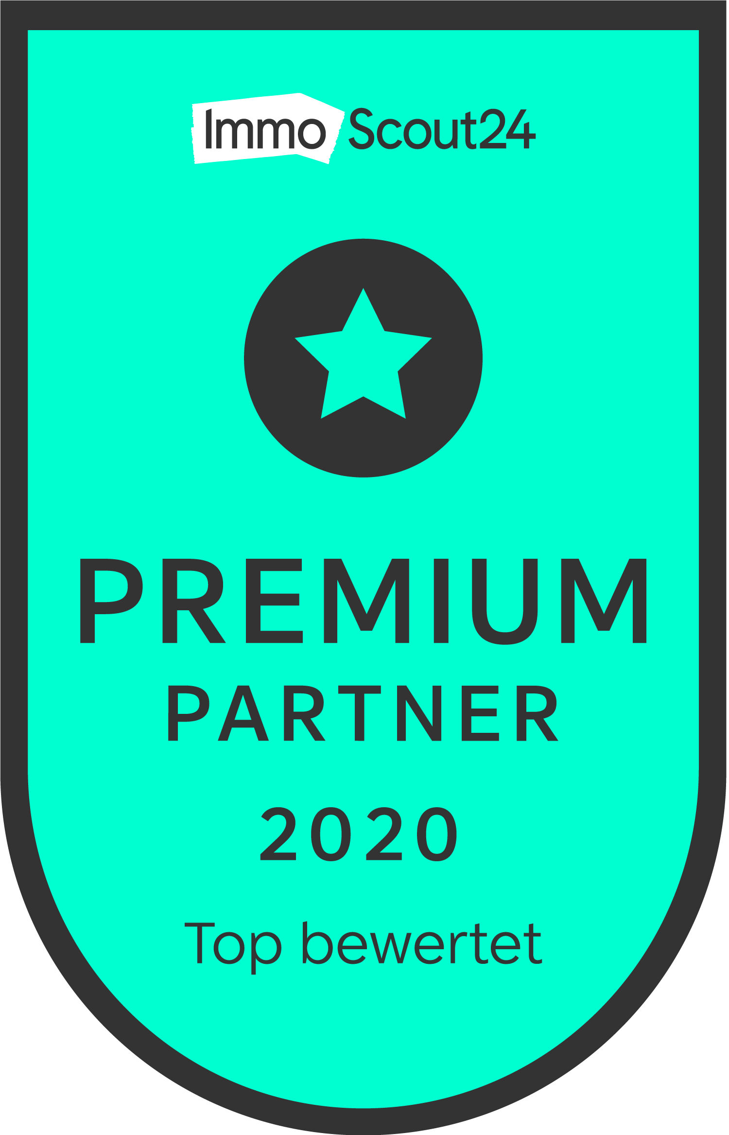 Logo Premium Partner Immoscout