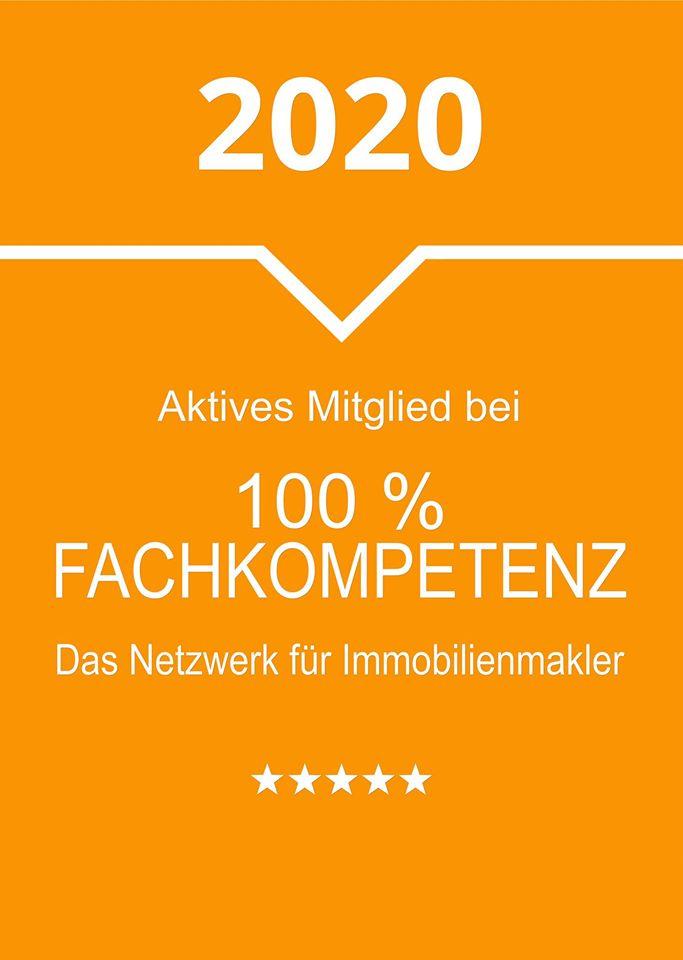 Auszeichnung Fachkompetenz 2020