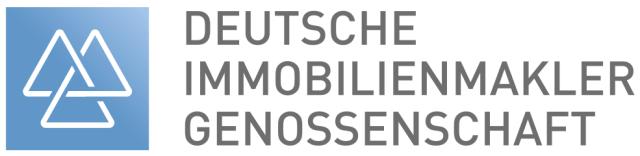 Logo Deutsche Immobilienmaklergenossenschaft
