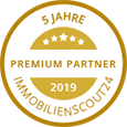Immobilien Scout 24 - 5 Jahre Premium Partner