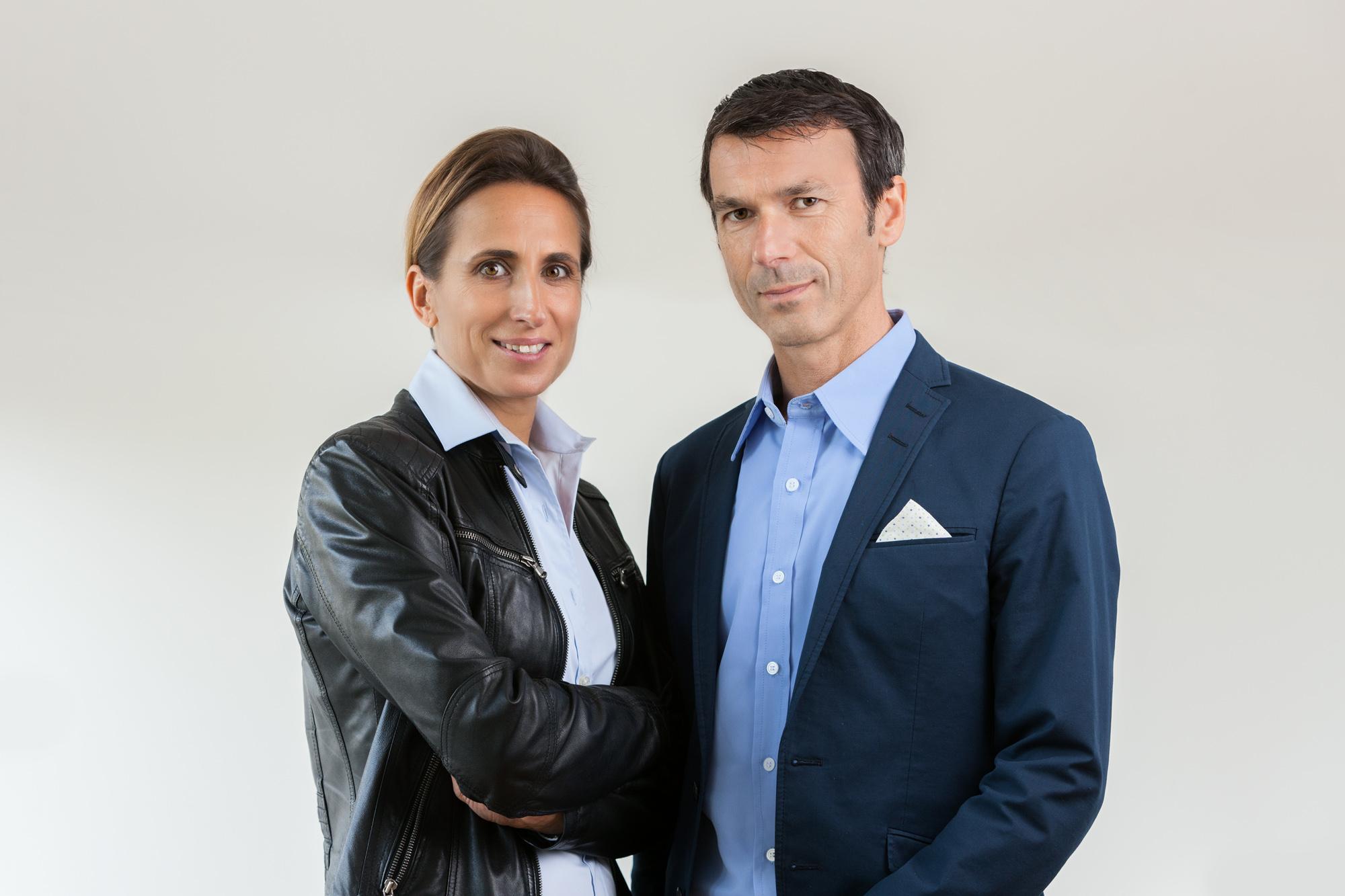 Elvira Vogtherr & Nikolaus Gschlößl