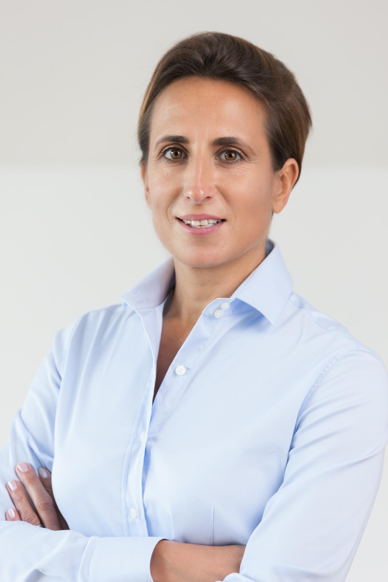 Frau Elvira Vogtherr, Immobilienmanagerin