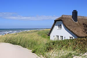 Einfamilienhaus direkt am Meer