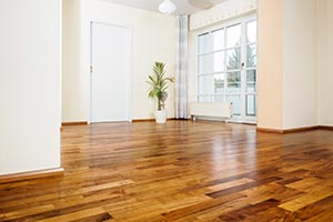 Helle Wohnung mit Parkettboden