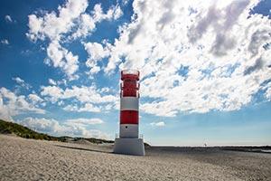 Leuchtturm am Meer