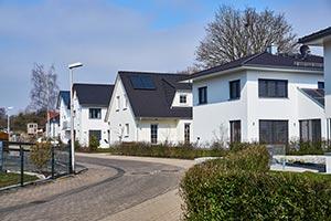 Neubau Siedlung