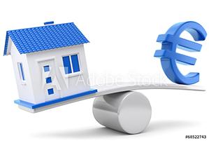 Ausgewogene Finanzierung Ihrer Immobilie