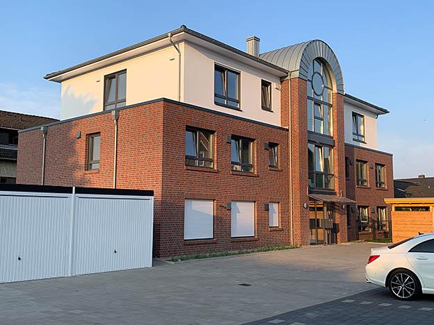 Neubau-Eigentumswohnungen in Stuhr-Brinkum