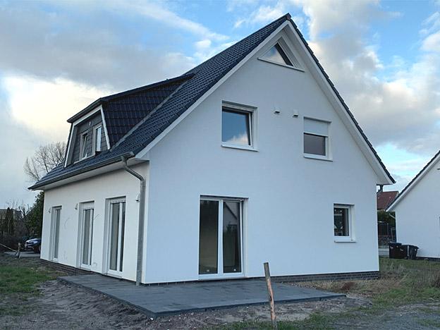 Neubau in Schwanewede