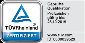 Logo TÜV Rheinland