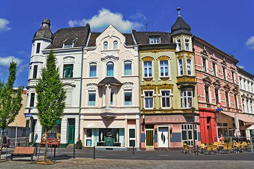 Straßen in Mönchengladbach