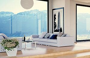 Loft Wohnung Alpenblick