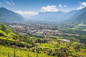 Meran Süd Tirol