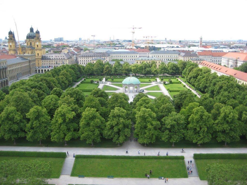 Garten in München