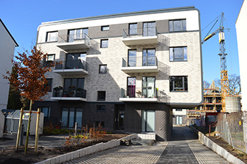 Neubauprojekt Papenstraße