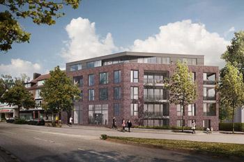 Neubauprojekt Erdkampsweg