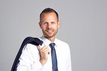 Immobilienmakler Stephan Lange