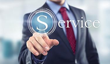 Service Leistungen vom Makler