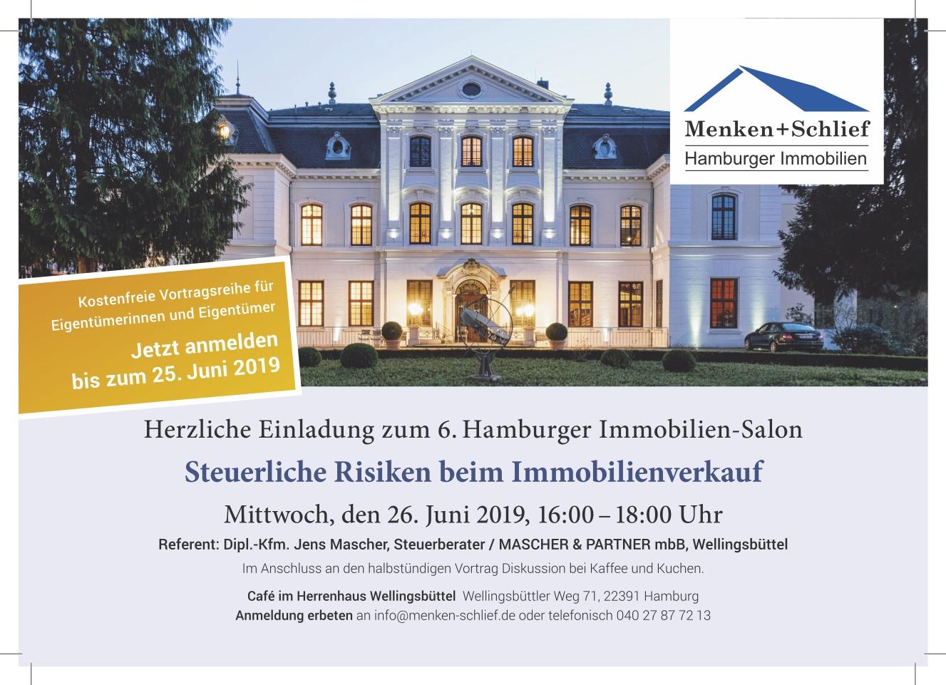 Immobilien-Salon Hamburg
