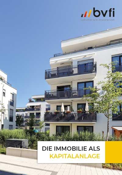 Ratgeber - Die Immobilie als Kapitalanlage
