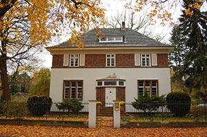 Villa als Einfamilienhaus