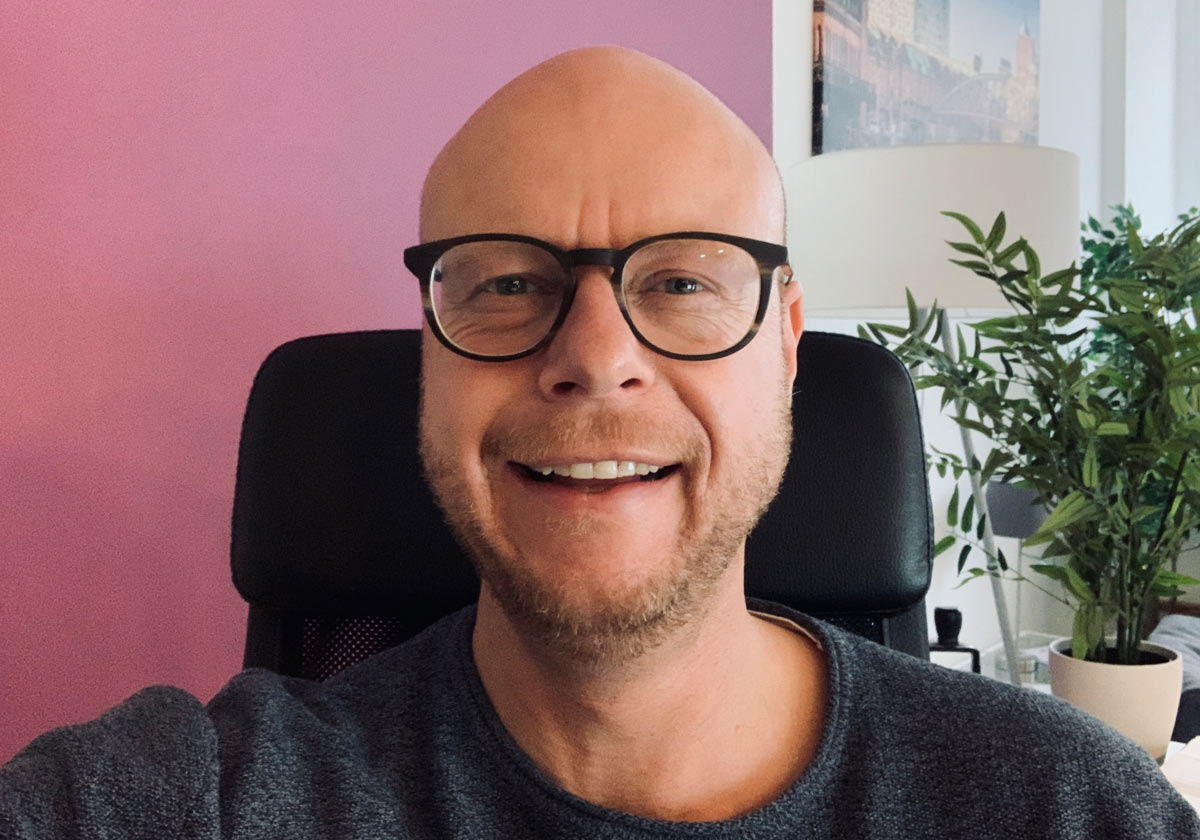 Immobilienmakler Jan-Martin Pape