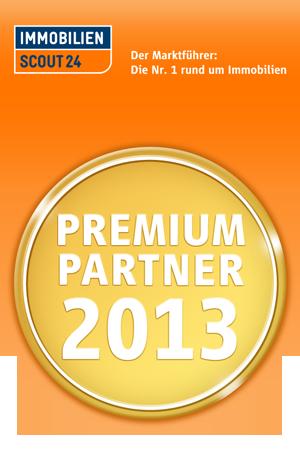 Auszeichnung von Immobilienscout 24: Besonders empfohlen von Käufern und Verkäufern!