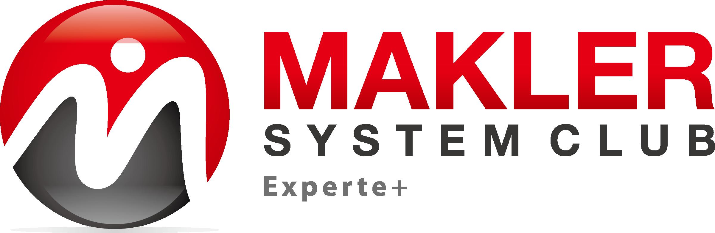 Experten + Auszeichnung Makler System Club