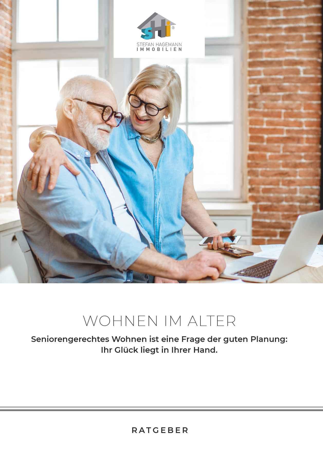 Ratgeber über das Wohnen im Alter