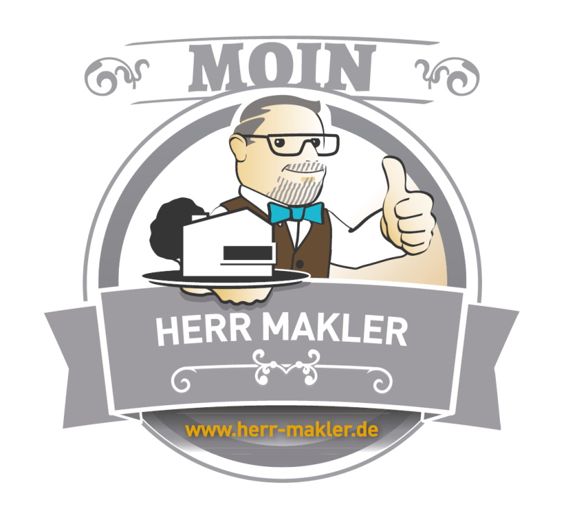 Herr Makler ist Stefan Hagemann