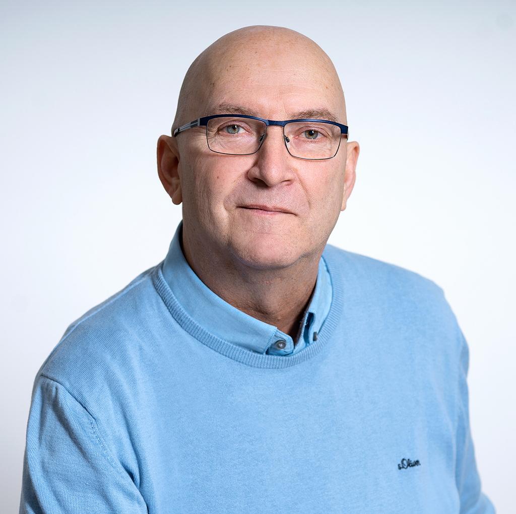 Rainer Siewert Mitarbeiter Außenwerbung Stefan Hagemann Immobilien