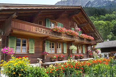 Haus in Grindelwald