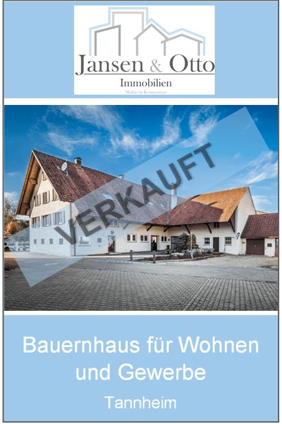 Bauernhaus in Tannheim